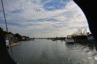 Le canal de Marennes