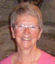 Portrait de Marie-Claire Cortial